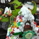 Exclusive First Look: Oogie Boogie Gingerbread House at Disneyland