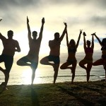 Fall in Love with Yoga at iHeartYoga