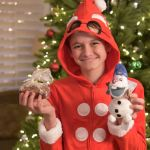 Olaf's Frozen Adventure Family Movie Night