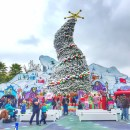 Celebrate the Holidays at Universal Studios Hollywood