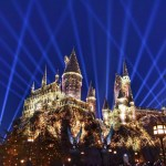 Dazzling Nighttime Lights Return to Universal Studios Hollywood