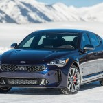 Introducing the 2019 Kia Stinger GT Atlantica