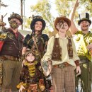 Gear Up for Iron Horse Family Steampunk Carnivale