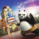 """Universal Studios Hollywood's all-new attraction DreamWorks Theatre featuring """"Kung Fu Panda: The Emperor's Quest"""""""