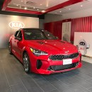 Experience Kia Stinger at the Irvine Spectrum Center