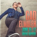 Gad Elmaleh at the Irvine Improv Comedy Club