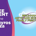 You're Invited: Beckman Arts and Science Family Festival