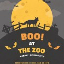 Boo at The Rancho Wildlife Zoo