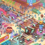 Creating the Internet World in Ralph Breaks the Internet
