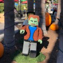 Teen Fun at Legoland Brick-or-Treat Party Nights