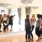 Dancing Lesson with the Stars from Dancing with the Stars