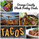 OC Black Friday Dining Deals