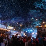 Knott's 'Merry' Farm Tree Lighting