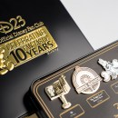 D23 10th Anniversary Collectable Pins