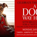 You're Invited: A Dog's Way Home Twitter Party