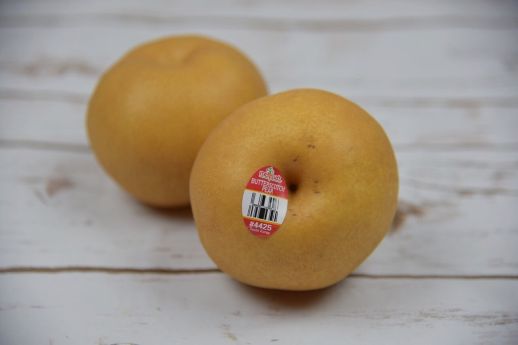 Butterscotch Pears from Melissa's Produce