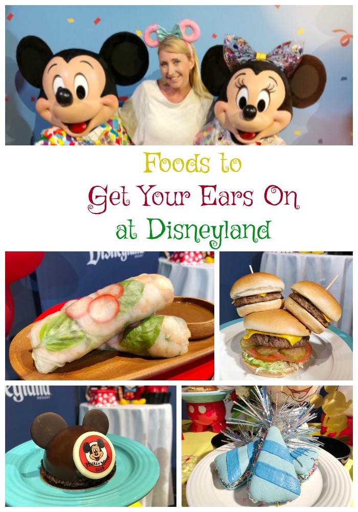 Foods to Get Your Ears On at Disneyland