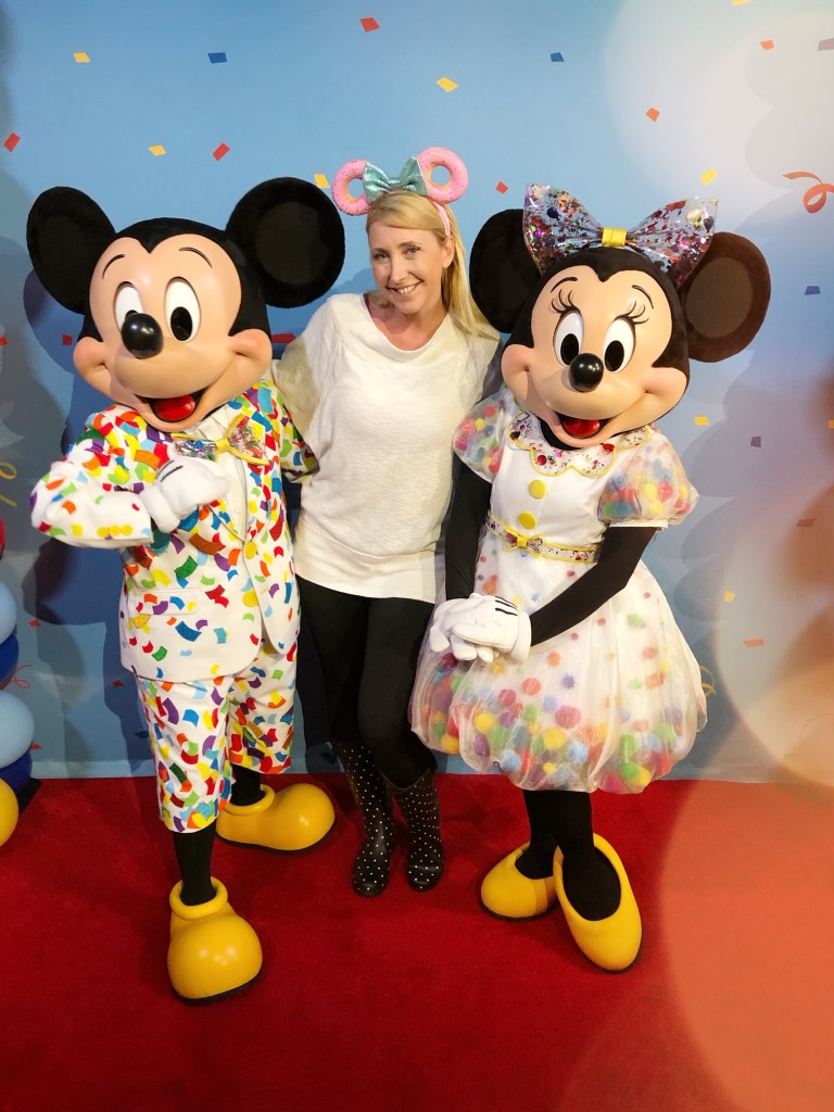 Get Your Ears on with Mickey and Minnie