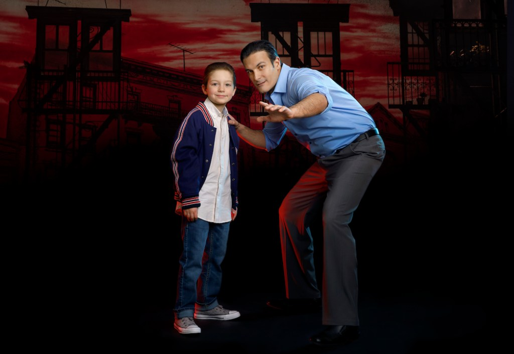A Bronx Tale at The Segerstrom Center for the Arts