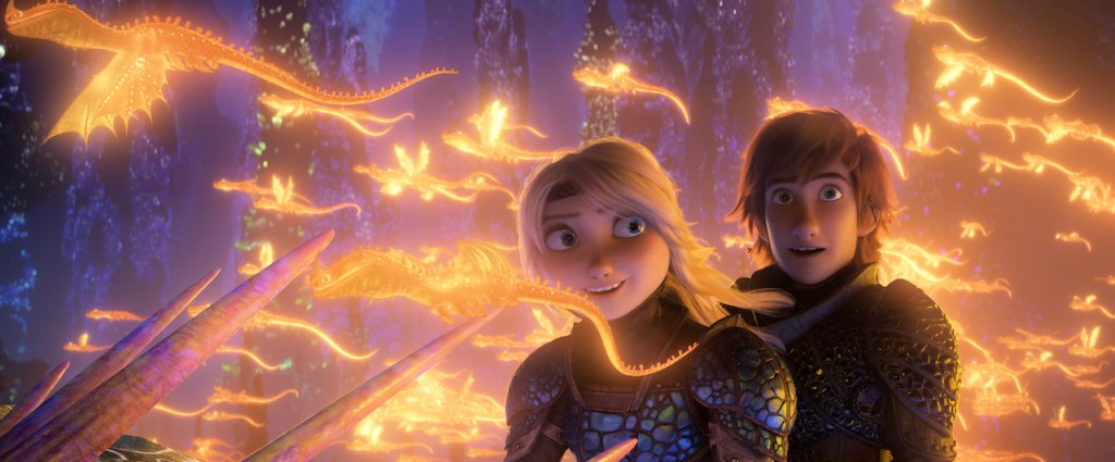 America Ferrera in How To Train Your Dragon: The Hidden World