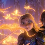 America Ferrera and Jay Baruchel on How To Train Your Dragon: The Hidden World