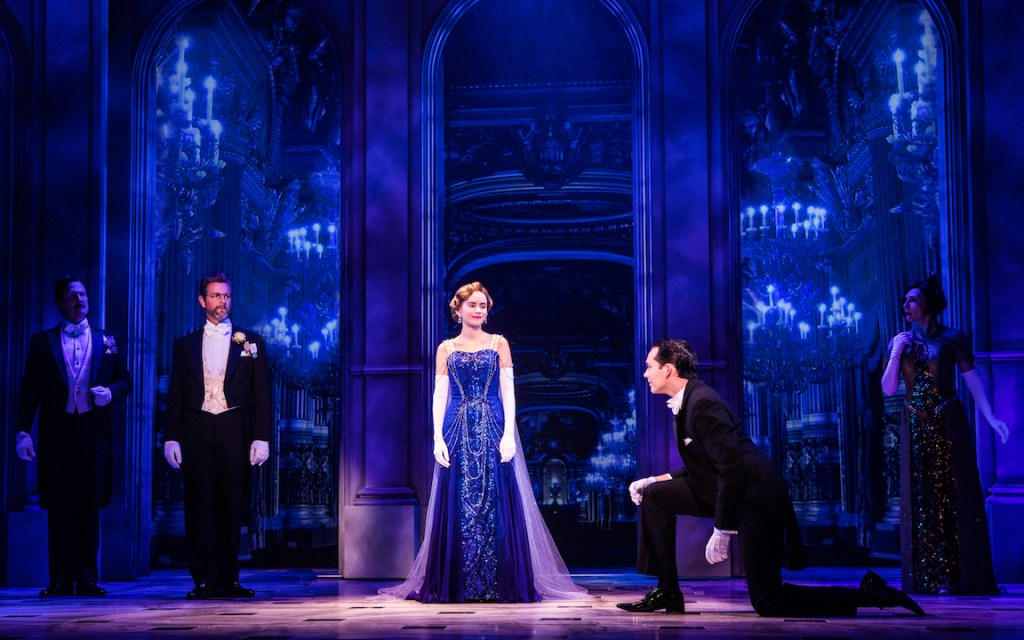 Anastasia at the The Segerstrom Center for the Arts