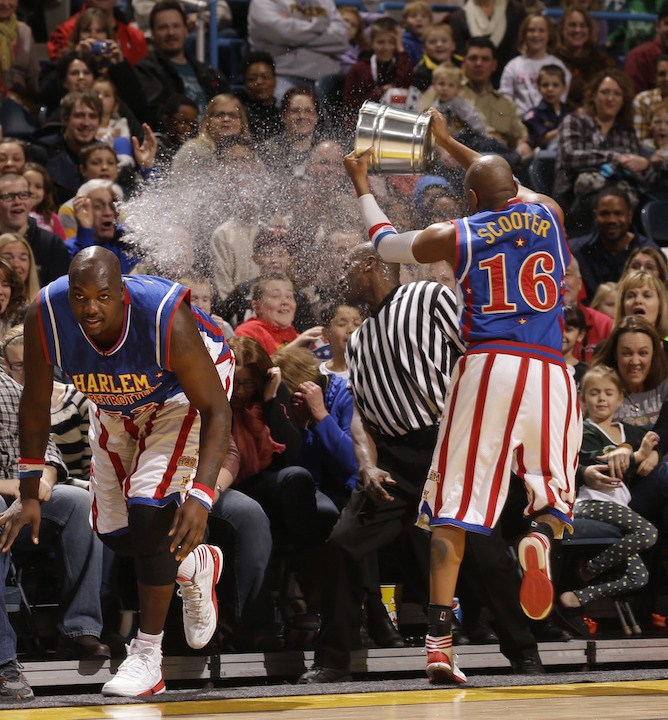 Harlem Globetrotters are coming to OC