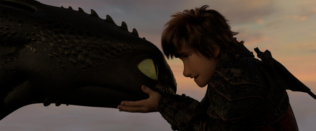 Jay Baruchel in How To Train Your Dragon: The Hidden World