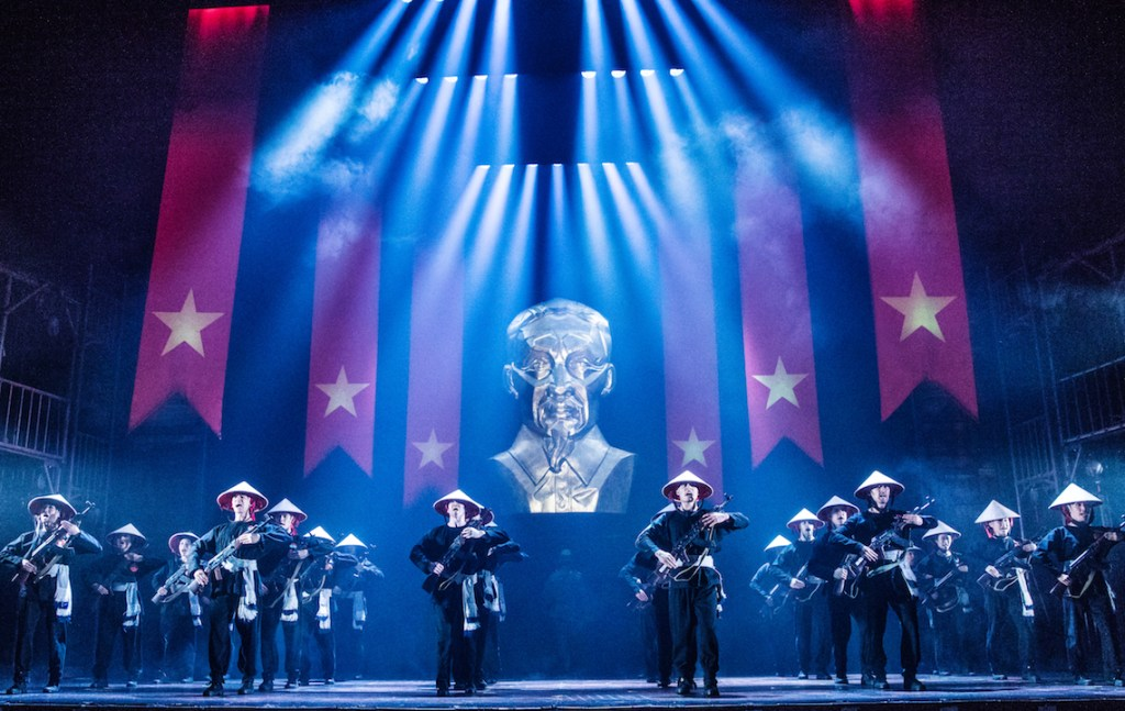Miss Saigon at The Segerstrom Center for the Arts