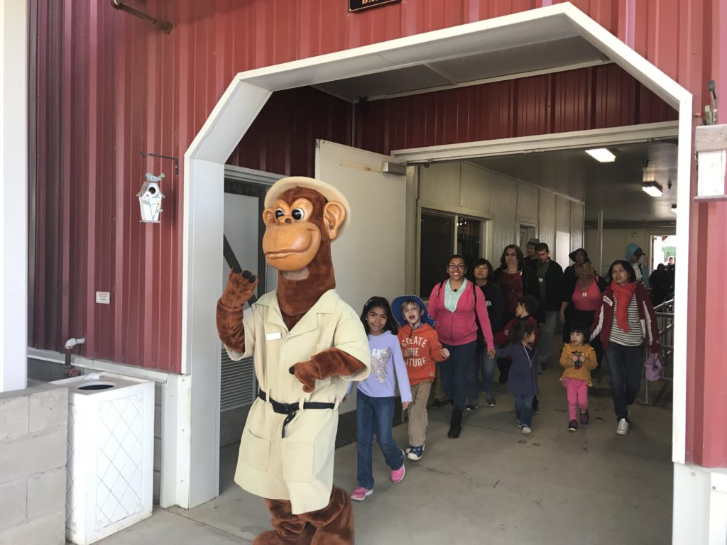 Santa Ana Zoo events