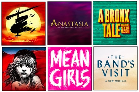Segerstrom Center for the Arts Broadway Series