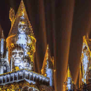 The Dark Arts of Hogwarts Castle at Universal Studios