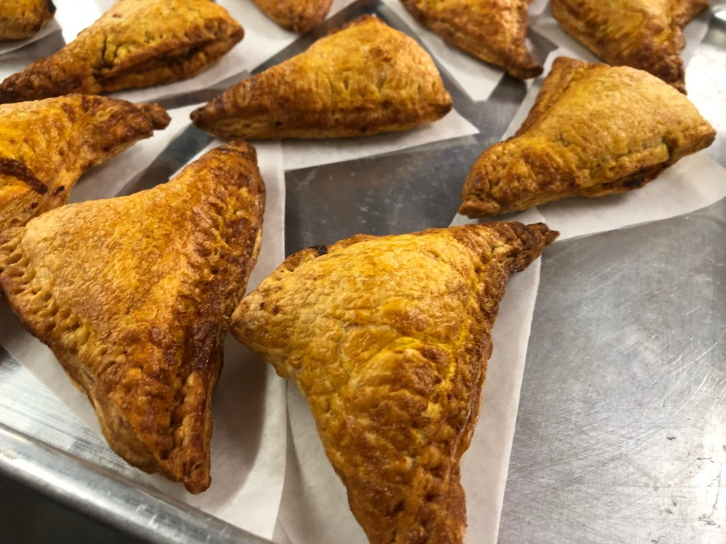 Indian Puff Pastry