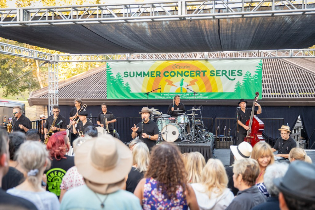 Orange County Summer Concert Series