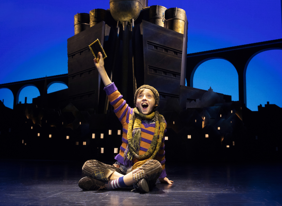 Charlie and The Chocolate Factory at The Segerstrom Center for the Arts