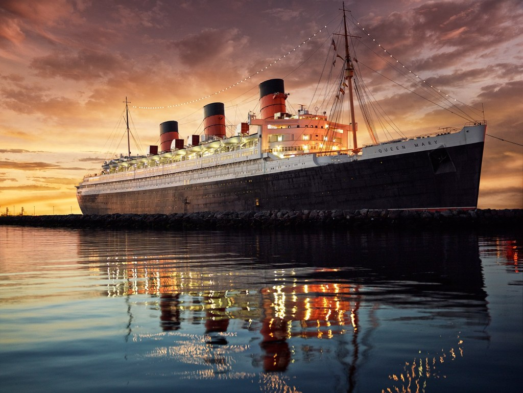 Summer Movies at The Queen Mary