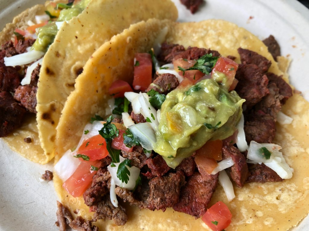Tacos at the Lego Movie 2- The Second Part party