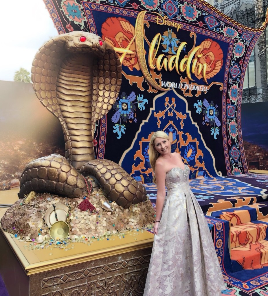 World Premiere of Disney's Aladdin in LA