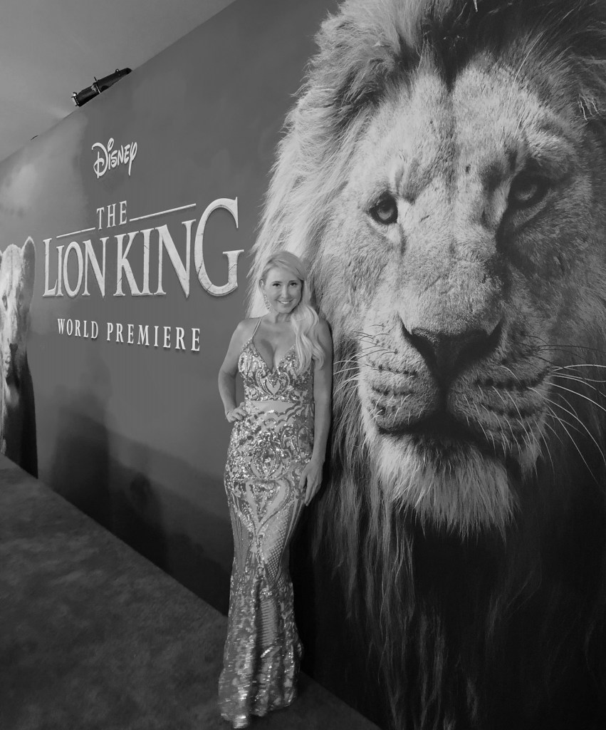 Disney's Lion King Premiere
