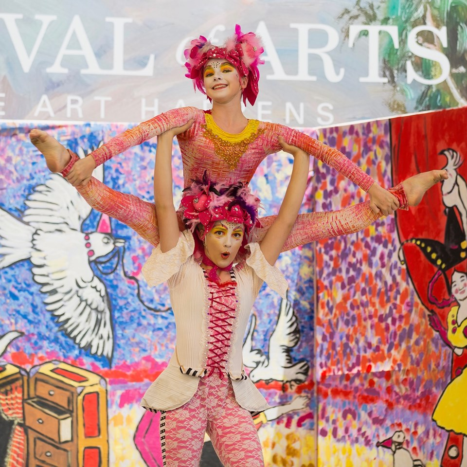 Family Day at the Festival of Arts
