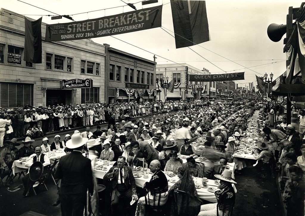 Historic Santa Ana Photo