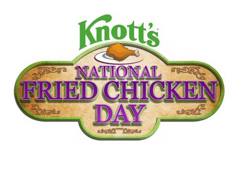 Knott's National Fried Chicken Day
