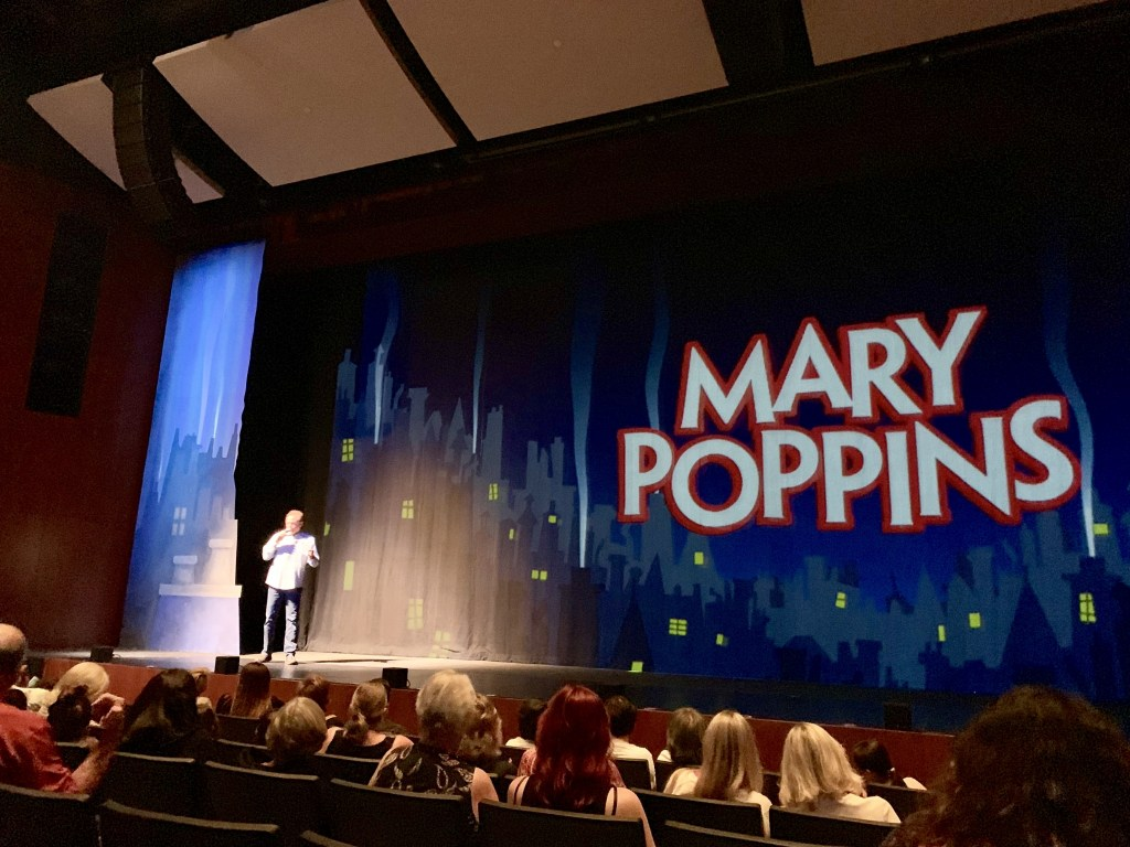 MTOC production of Mary Poppins