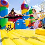 The World's Largest Bounce House
