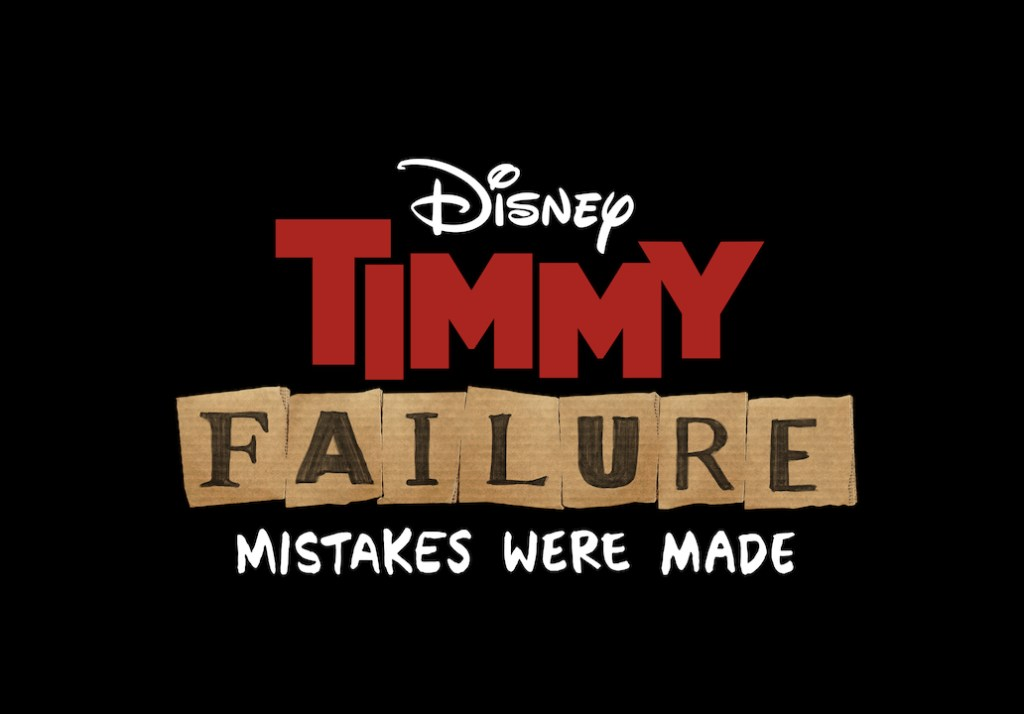 Disney Timmy Failure Mistakes were made