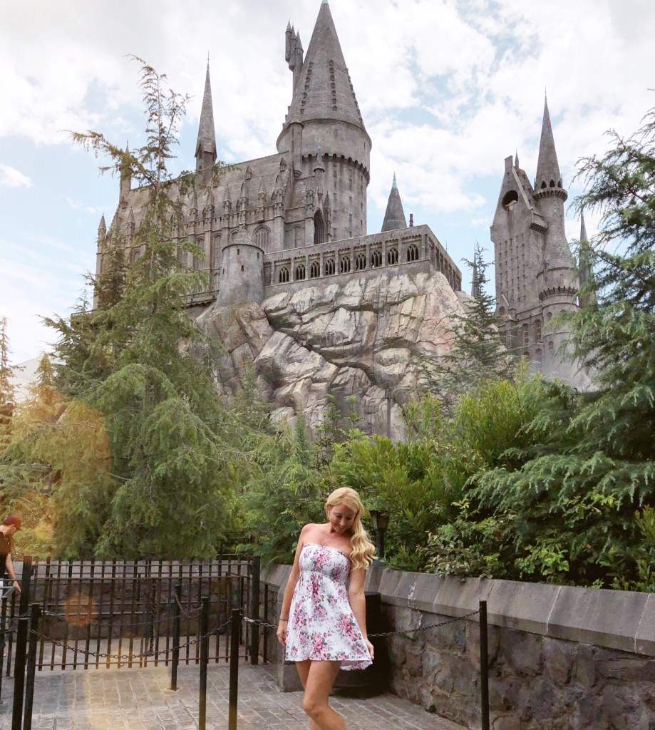 Harry Potter World at Universal Studios Hollywood