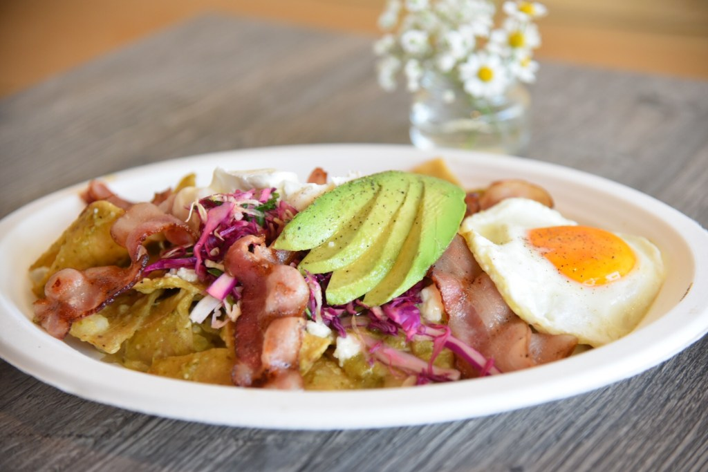 Lit Cafe Chilaquiles