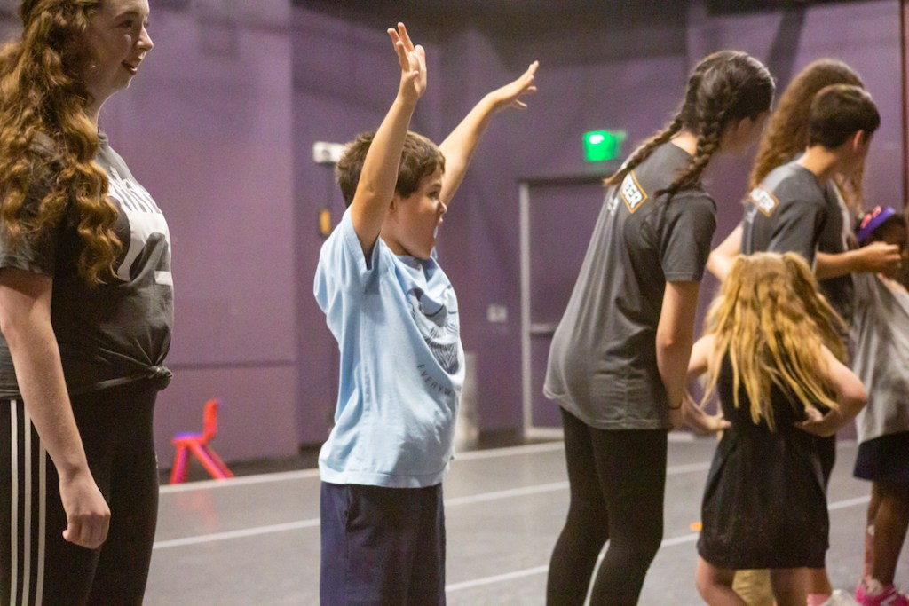 Children's Disability Dance Class Orange County