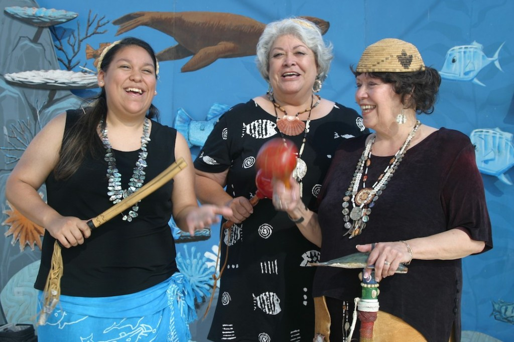 Music at the Aquarium of the Pacific Festival