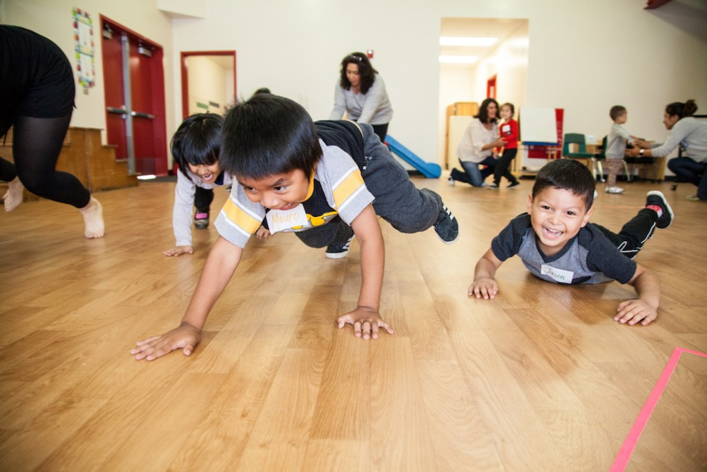 Segerstrom Center for the Arts Children Disability Class
